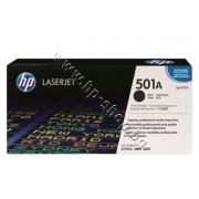 Тонер HP 501A за CP3505/3600/3800, Black (6K), p/n Q6470A - Оригинален HP консуматив - тонер касета