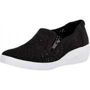 Anne Klein 118201000048 Zapatillas para Mujer, Black/Multicolor, 23.50