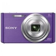 Sony Aparat SONY DSC-W830V Fioletowy