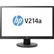 """HP V214a - Monitor LED - 20.7"""" (20.7"""" visível) - 1920 x 1080 Full HD (1080p) - TN - 200 cd/m² - 600:1 - 5 ms - HDMI, VGA - alti"""
