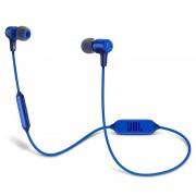 JBL E25BT In-ear Bluetooth 4.1 Headphones - Blue