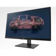 "68,6cm/27"" (2560x1440) HP Z27n G2 Quad HD IPS USB Hub DVI 2xDP Pivot Dark Grey, 1JS10A4"