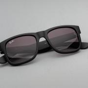 Ray Ban Justin Sunglasses Black