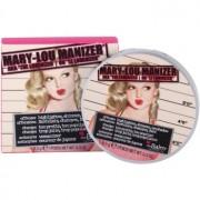 theBalm Mary - Lou Manizer iluminador y sombras de ojos con acabado brillante en un solo producto 8,5 g