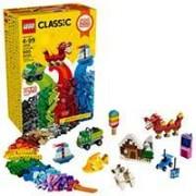 LEGO Classic kocke - Velika kreativna kutija 10704