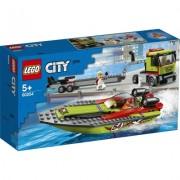 Transportor de barca de curse 60254 LEGO City