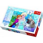 Disney Frost, Frozen pussel - 30 bitar