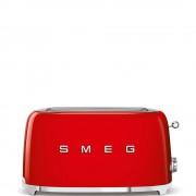 Smeg 50's Retro Style toustovač P2x2 červený 1500W - SMEG