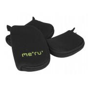 Meru CR Case - Custodie cellulari - Black/Limepunch