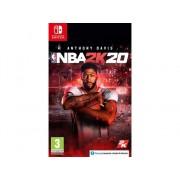 TAKE2 Juego Nintendo Switch NBA 2K20 (Deportes - M3)