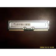 Samsung - Mémoire - 128 Mo - RDRam - PC800-45 - Réf : MR16R0828BN1-CK8