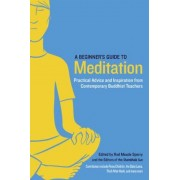 A Beginner's Guide to Meditation: Practical Advice and Inspiration from Contemporary Buddhist Teachers, Paperback