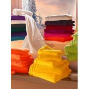 Vossen Handdoekenset effen Vossen robijnrood