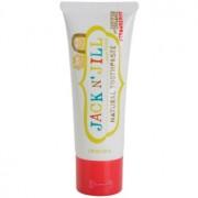Jack N' Jill Natural pasta de dinti naturala pentru copii cu aroma de capsuni 50 g