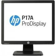 """HP ProDisplay P17A 17"""" Non supportato TN+Film Nero"""
