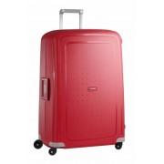 Samsonite S'Cure 81cm Extra Large Zipperless Spinner Suitcase - Red
