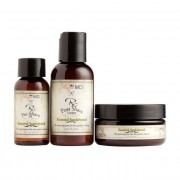 Razor MD Essential Sandalwood Travel Trio Grooming