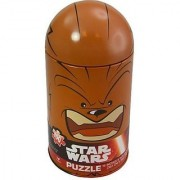Star Wars Chewbacca Tin Capsule 100 Piece 15 X 11.25 Inch Puzzle