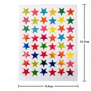 FineFun Reward Chart sticker Mini Stickers Valu Pack, Metalic Stars(10 sheets)