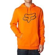 Fox Legacy head Jersey con capucha Naranja XL