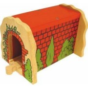 Jucarie educativa Big Jigs Bricks Tunnel