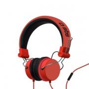 Casti SBS DJ One Studio Mix stereo Red TTHEADPHONEDJONER