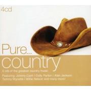 Artisti Diversi - Pure... Country (0886977530128) (4 CD)