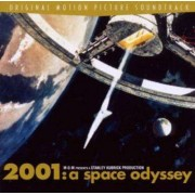 Original Motion Picture Soundtrack - 2001: A Space Odyssey (0886976379728) (1 CD)