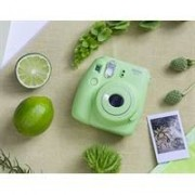 Fujifilm Instax Mini 9 Lime Green + 10 Pose + Custodia - Gar. Italia