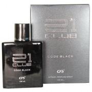 CFS 21 CLUB CODE BLACK APPAREL PERFUME SPRAY 100ML