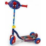 Trotineta Saica 3 roti Spiderman