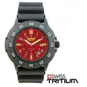 UZI Protector Swiss Tritium Watch UZI-003-R