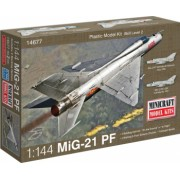 Minicraft 14677- 1 144 MIG-21 PF USSR with 2 marking options