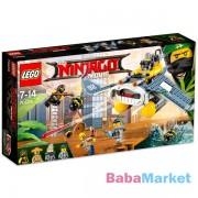 LEGO Ninjago: Manta Ray bombázó 70609