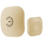 OPTEX 990171 Bezdrátový designový barevný zvonek béžový