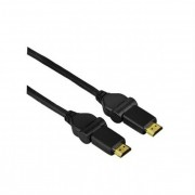 Cablu audio - video HDMI, articulatie 180°, HAMA, 3m