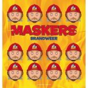 Maskers / Brandweer hobbyboek