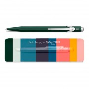 Bolígrafo Caran D´Ache 849 Paul Smith Limited Edition Racing Green 0849.229