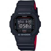 Ceas barbatesc Casio G-Shock DW-5600HR-1ER Black&Red Series