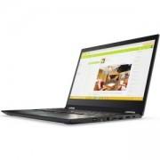 Лаптоп Lenovo ThinkPad Yoga 370, Intel Core i7-7500U (2.7Ghz up to 3.5GHz, 4MB), 8GB 2133MHz LPDDR3, 512GB PCIe SSD, 13.3 инча, 20JH0035BM
