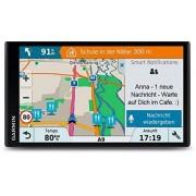 "Garmin Navigatore Garmin DriveSmart 61 LMT-S Fisso 6.95"" TFT Touch screen Nero"