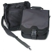 Kensington SaddleBag Notebook Carrying Case (Black) (64079)