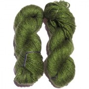 Vardhman Butterfly Leaf Green 300 Gm (3 Pc) hand knitting Soft Acrylic yarn wool thread for Art & craft Crochet and needle