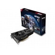 AMD Tarjeta Gráfica AMD SAPPHIRE Radeon RX 570 NITRO+ 4GB GDDR5
