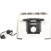 Silver Crest SGS 1500 W Pop Up Toaster(White)