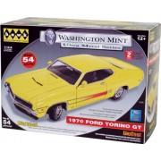Hawk Washington Mint Ultra Metal Series 1970 Ford Torino GT Yellow