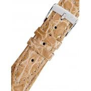 Curea de ceas Morellato A01X2197052026CR18 beiges Krokodilleder Uhren20mm