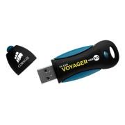 Флаш памет Corsair Voyager 3.0 16GB USB 3.0 Flash Drive CMFVY3A-16GB, read-write: 200MBs, 25MBs