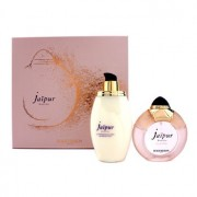 Jaipur Bracelet Coffret: Eau De Parfum Spary 100ml/3.3oz + Body Lotion 200ml/6.7oz 2pcs Jaipur Bracelet Комплект: Парфțм Спрей 100мл + Лосион за Тяло 200мл