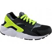 Nike Huarache Run Gs Black,Green